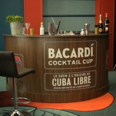 Roadshow Bacardi