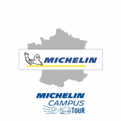 Roadshow Michelin Campus-Tour