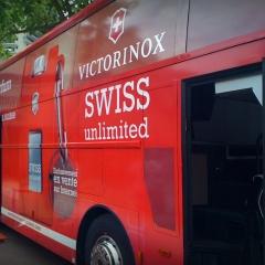 Roadshow Victorinox